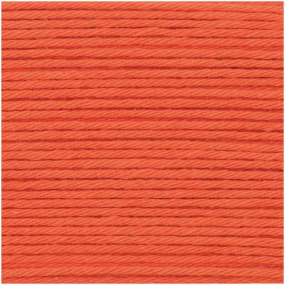 Coton Ricorumi  de Rico Design - ORANGE 027