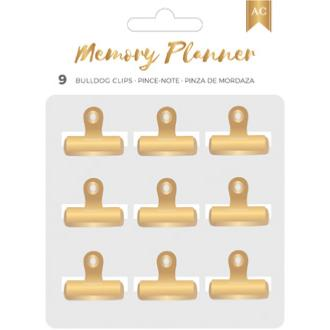 MEMORY PLANNER CLIPS