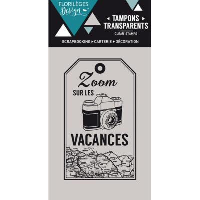 Tampon clear : ZOOM VACANCES