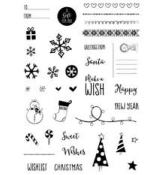 Clear Stamps Little Presents