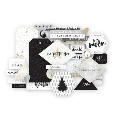 Carte Blanche-Die Cuts