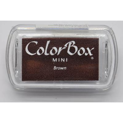 Mini ColorBox Brown