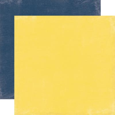 Echo Park-Splendid Sunshine Yellow-Navy