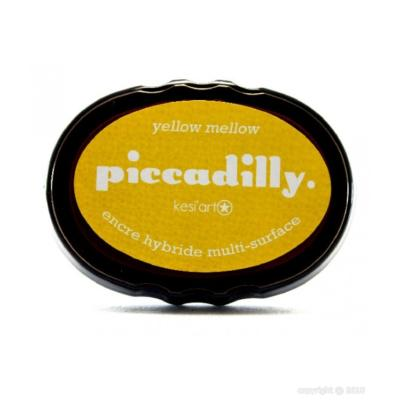 Kesi'art : Encre Piccadilly Yellow Mellow
