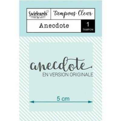 Tampon Clear Anectode