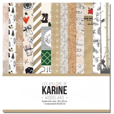 Woodland La collection - Les Ateliers de Karine