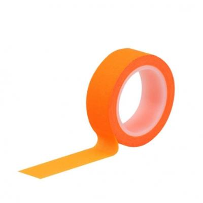 Washi Tape Orange Neon FLUO