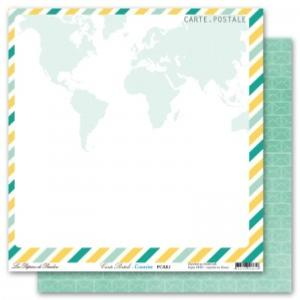 Papier  Carte Postale : Courrier