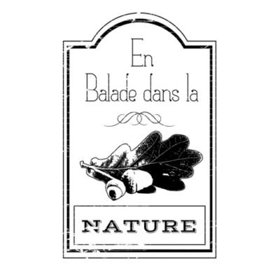 Tampon : Rêver l'automne - Nature