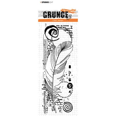 Stamp Grunge Collection 3.0, nr.407