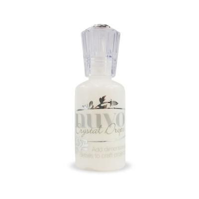 Nuvo Crystal Drops Gloss - Gloss White