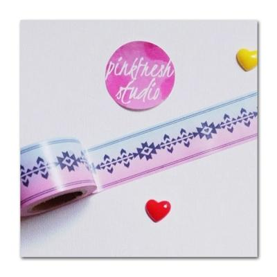 Pinkfresh Studio Washi Tape Aztec Love
