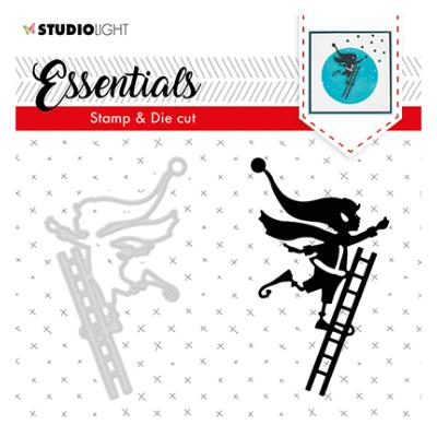 Stamp & Die Cut Essentials Christmas Silhouettes nr.35
