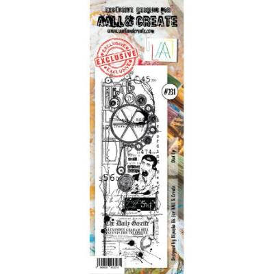 AALL and Create Stamp Set -231