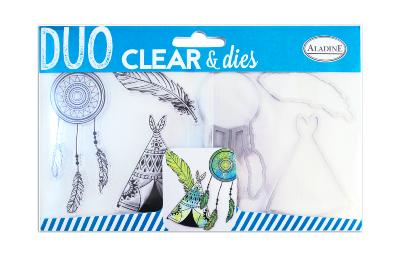 Duo Clear & Dies Indien