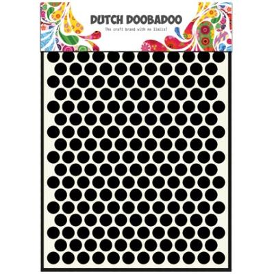 Dutch Doobadoo Dutch Softboard Art Dots