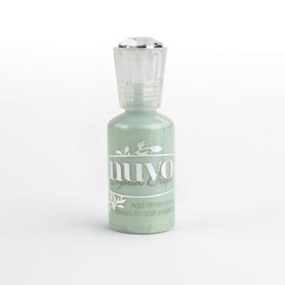 Nuvo Crystal Drops Gloss - Neptune Turqoise