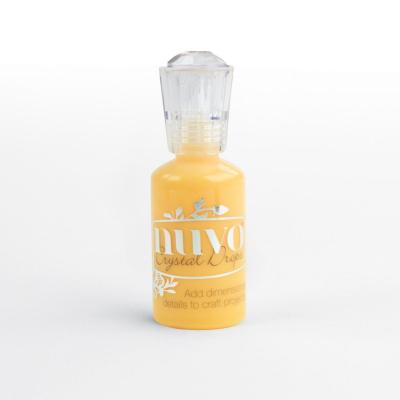 Nuvo Crystal Drops Gloss - Dandelion Yellow