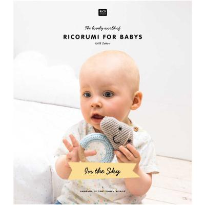 LIVRE RICORUMI BABY IN THE SKY  FRANCAIS