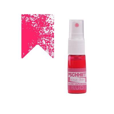 PSCHHIITT Encre en spray : Fuschia